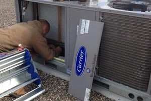 Carrier Rooftop Furnaces Mn