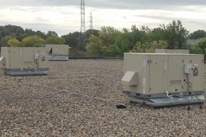 Rooftop Hvac Unit Heating Service Mn