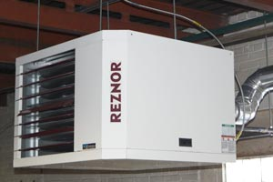 Reznor Unit Heaters Minneapolis St Paul Mn