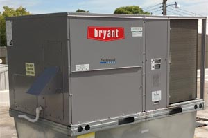 Bryant Commercial Hvac Rooftop Heating Mn