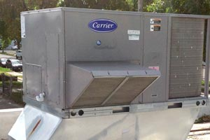Carrier Rooftop Heating AC Units Minneapolis MN
