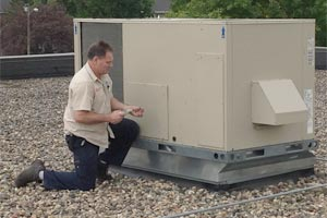 Carrier Commercial HVAC Dealer