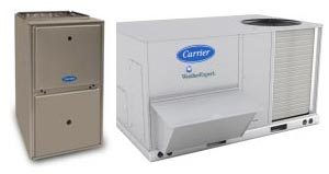 Carrier HVAC Supplier MN