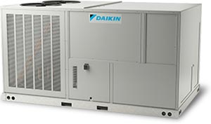 Daikin Commercial Rooftop HVAC Installation Minneapolis St Paul MN