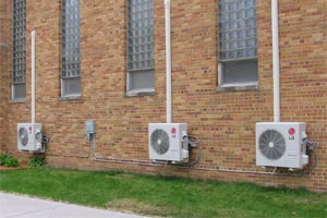 Commercial Ductless HVAC MN