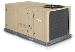 Lennox High-Efficiency Commercial Furnace MN